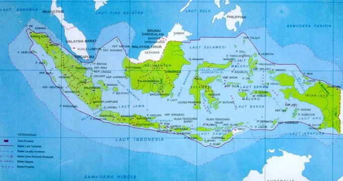 Letak Astronomis Indonesia Pengertian Pembagian Waktu