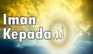 iman kepada alloh