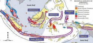 √Letak Geologis Indonesia: Pengertian, Pengaruh dan Keuntungannya Lengkap