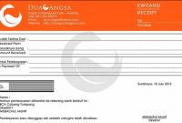 √Cara Menulis Kwitansi : Pengertian, Fungsi, Manfaat, Ciri, Komponen dan Contohnya