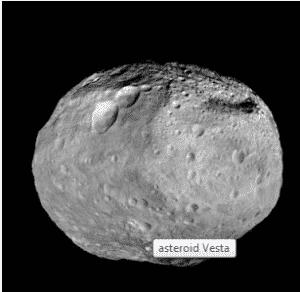 √Pengertian Asteroid : Ciri, Jenis, Contoh, Gambar dan Cara Melihatnya