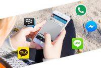 √Apa Itu Chatting : Pengertian, Sejarah, Manfaat, Dampak Negatif dan Contohnya