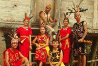 √ Asal Usul Suku Dayak : Sejarah dan Penyebaranya