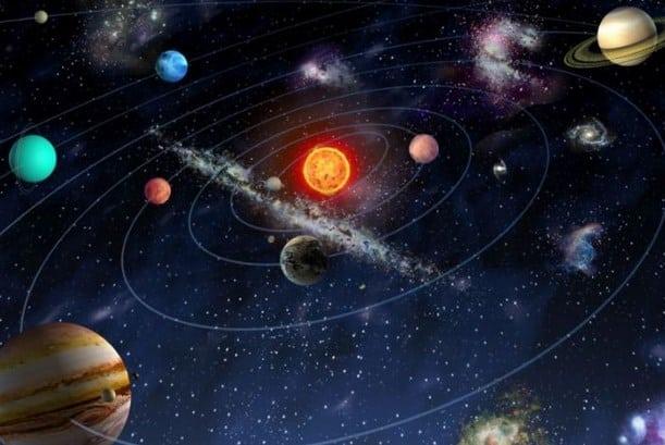 √ Tata Surya : Pengertian, Ciri, Susunan, Macam dan Penjelasannya