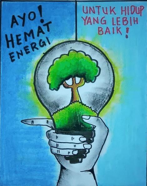 Contoh-Poster-Hemat-Energi