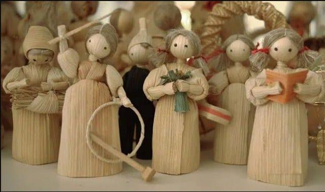 Boneka-Unik-dari-Kulit-Jagung
