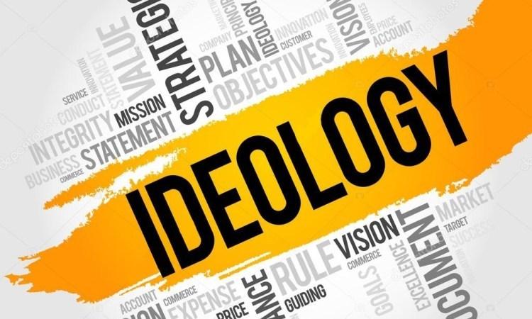 Ideologi Adalah