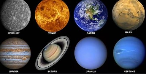 Macam Macam Planet