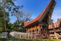 Rumah Adat Toraja