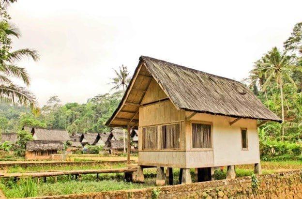 Rumah Tradisional Tagog Anjing