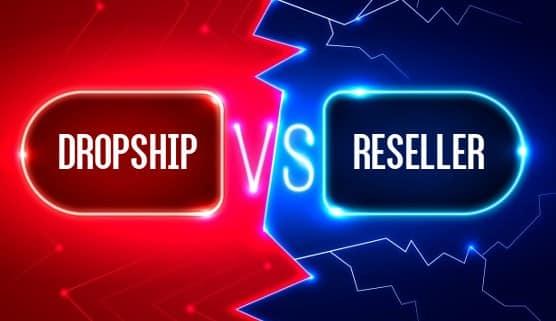 dropship dan reseller